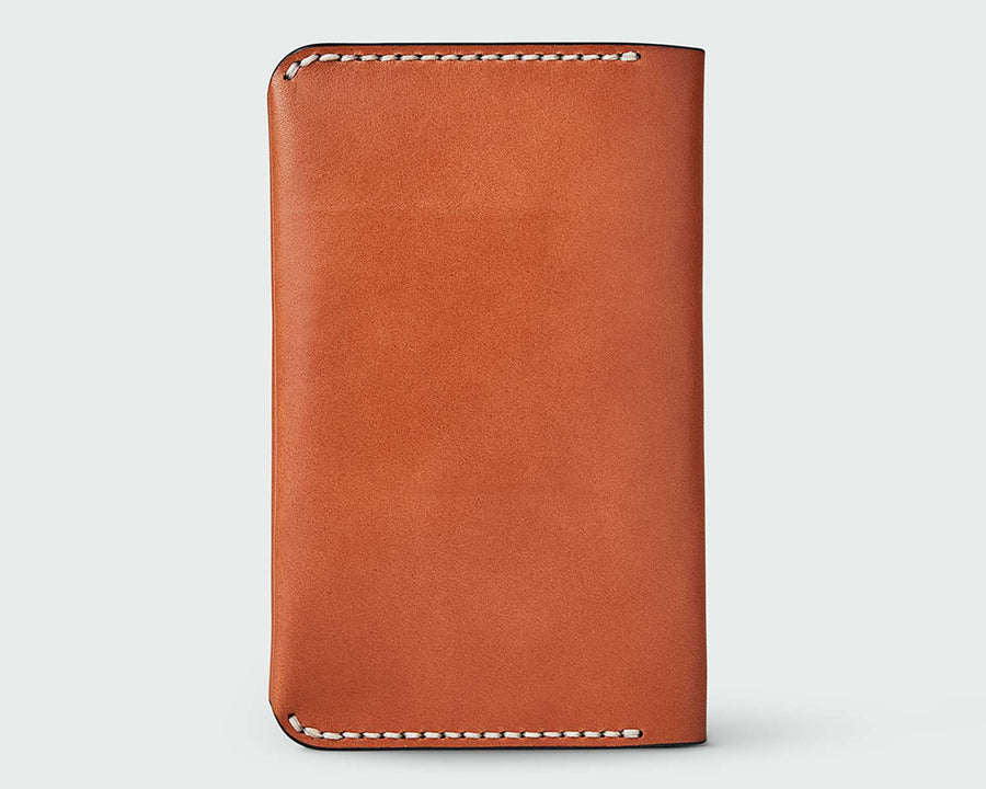 Pocket Journal Cover - Tan