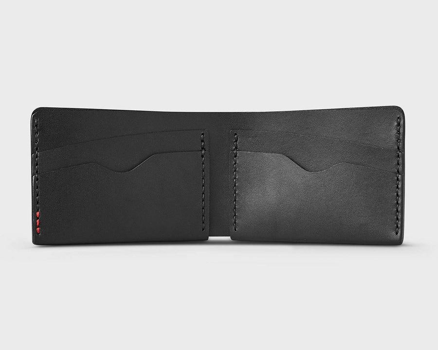 LeRoy Billfold - Black
