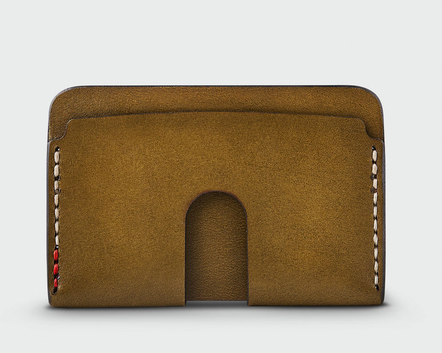 Monarch Wallet - Olive