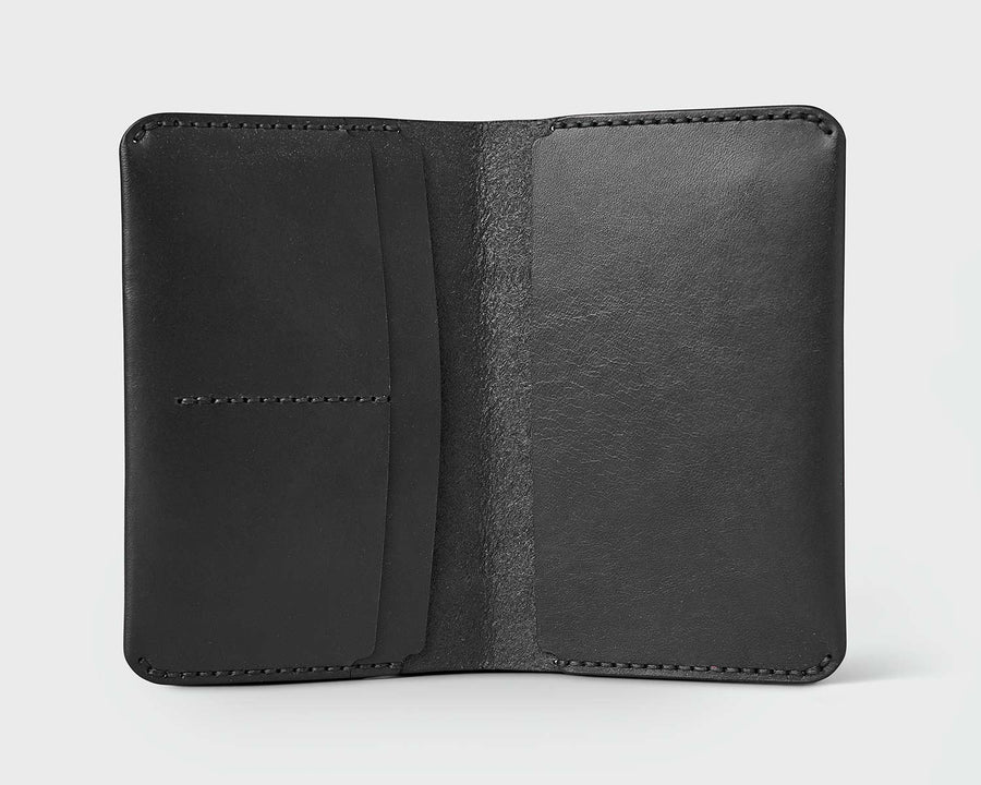 Pocket Journal Cover - Black