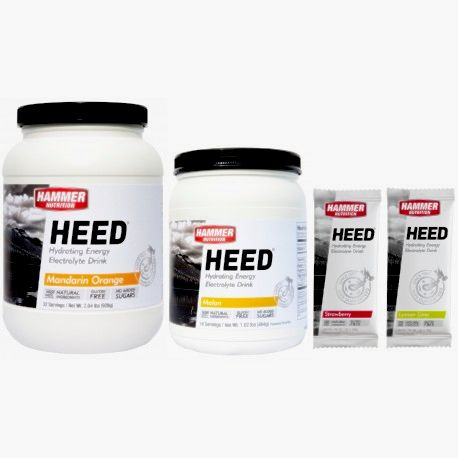 HEED: Healthy ingredients for high quality energy!