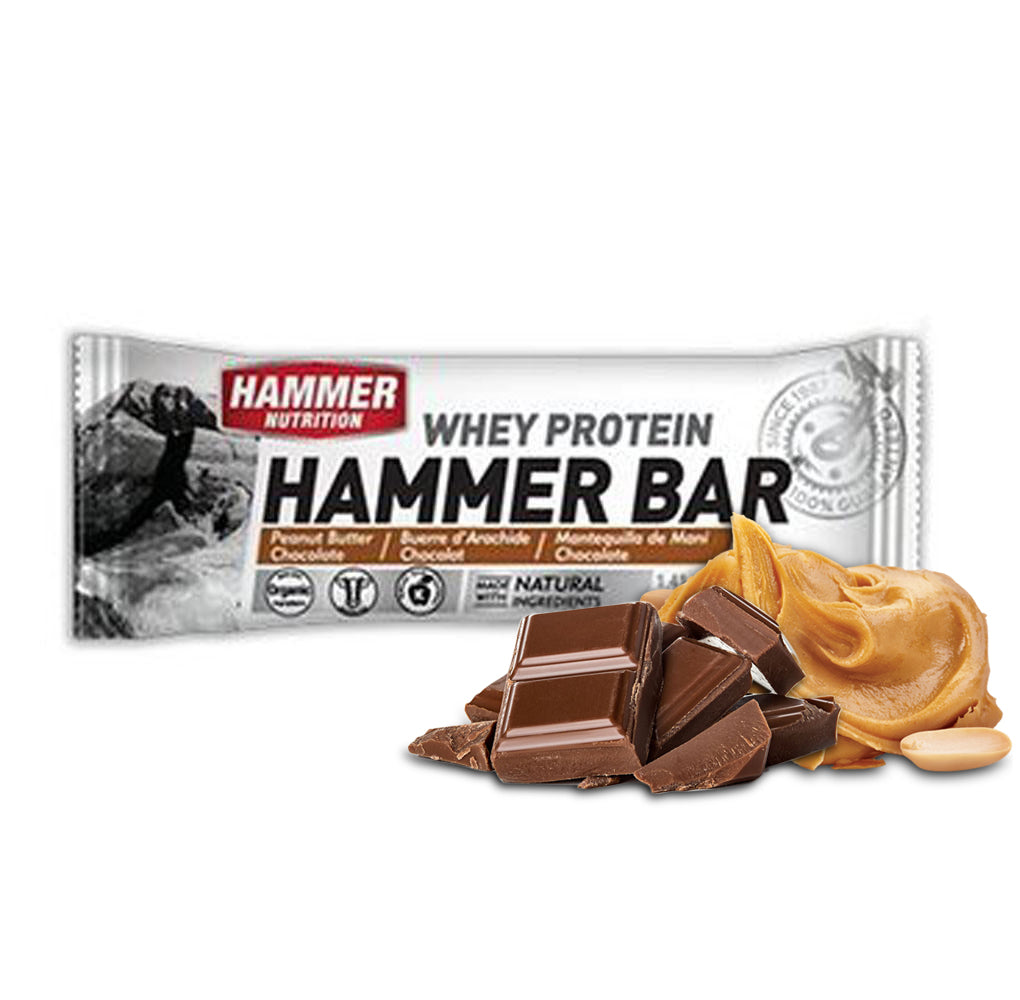 Whey Protein Bar (Meal replacement /Recovery) - Hammer Nutrition UK Official Distributor