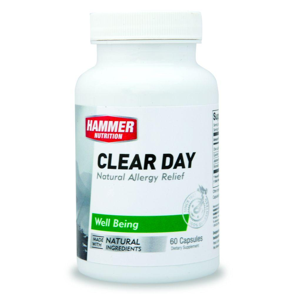Clear Day (Well Being) - Hammer Nutrition UK Official Distributor