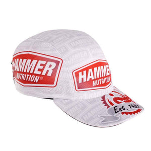 Jack Rabbit Cap   White L/XL - Hammer Nutrition UK Official Distributor