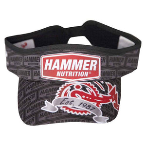 Headsweats Cap visor  Black - Hammer Nutrition UK Official Distributor