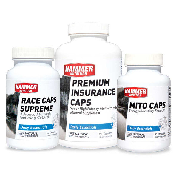 Daily Essential Kit - Hammer Nutrition UK Official Distributor