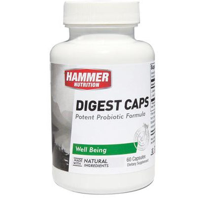 Digest Caps (Well Being) - Hammer Nutrition UK Official Distributor