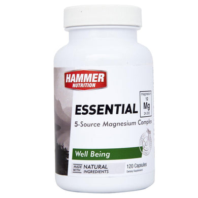 Essential Magnesium (Well Being) - Hammer Nutrition UK Official Distributor