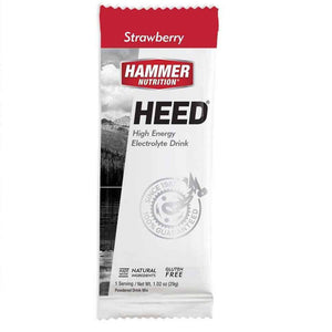 Heed (Short Distance Energy fuel ) - Hammer Nutrition UK Official Distributor