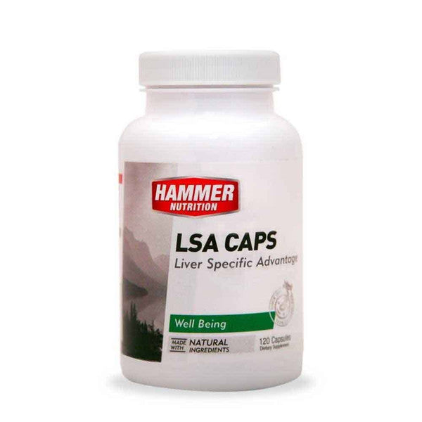 LSA  120 Caps - Hammer Nutrition UK Official Distributor