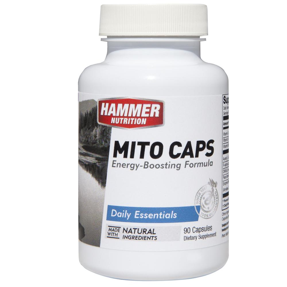 Mito Caps (Daily Essentials) - Hammer Nutrition UK Official Distributor