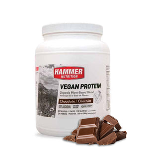 Organic Vegan Protein 24 Serving - Hammer Nutrition UK Official Distributor