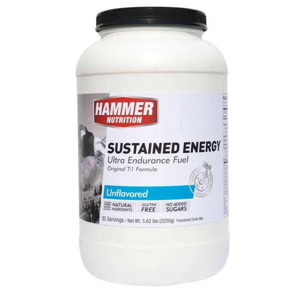 Sustained Energy 30 Serving (Long distance energy fuel ) - Hammer Nutrition UK Official Distributor