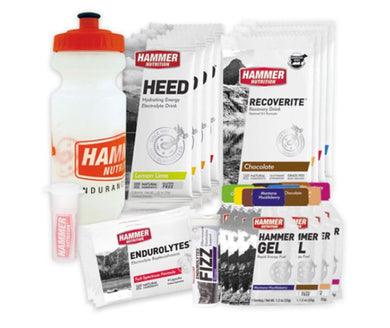 Short Distance fueling Kit - Hammer Nutrition UK Official Distributor
