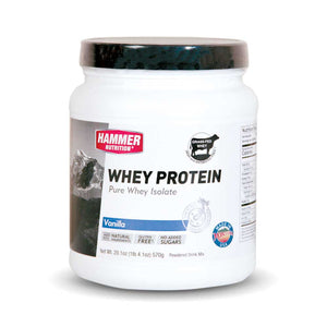 Whey Protein 24 Serving Tub - Hammer Nutrition UK Official Distributor