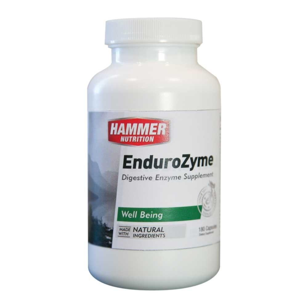 Endurozyme 180 Caps (Well Being ) - Hammer Nutrition UK Official Distributor