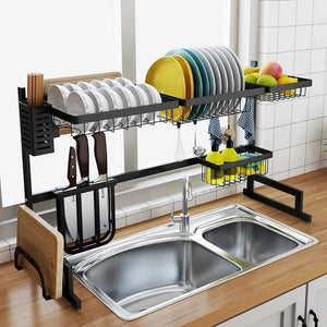 GERMAN RACK - Craft Stainless Steel Paint Kitchen Drainage Rack