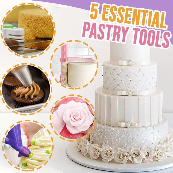 5 Essential Pastry Tools