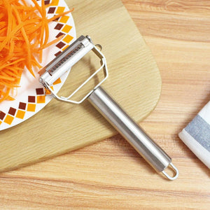 Multifunction Stainless Steel Julienne Peeler Vegetable Kitchen Tools
