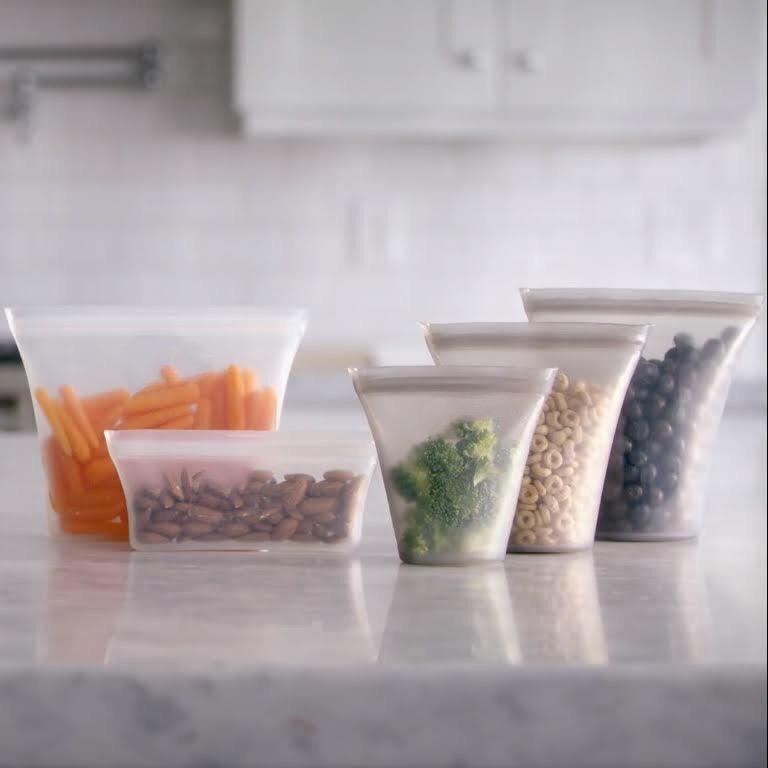 ZIPPY Reusable Containers