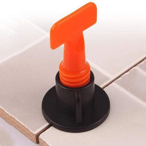 TILEPRO™ REUSABLE ANTI-LIPPAGE TILE LEVELING SYSTEM (50 PCS/ PACK)