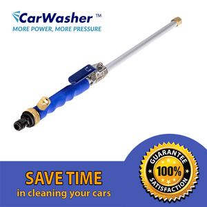 CarWasher 2-IN-1 High Pressure Power Washer