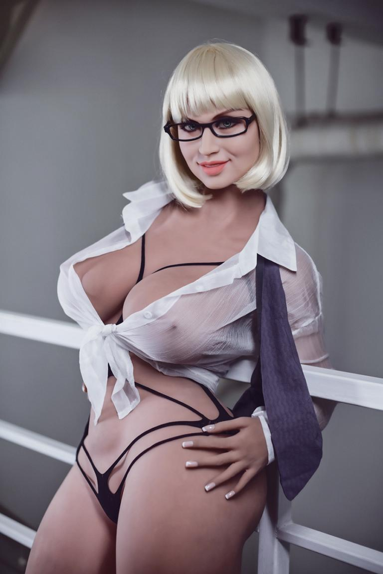 vittoria 163cm blonde curvy big boobs tpe wm bbw sex doll(5)
