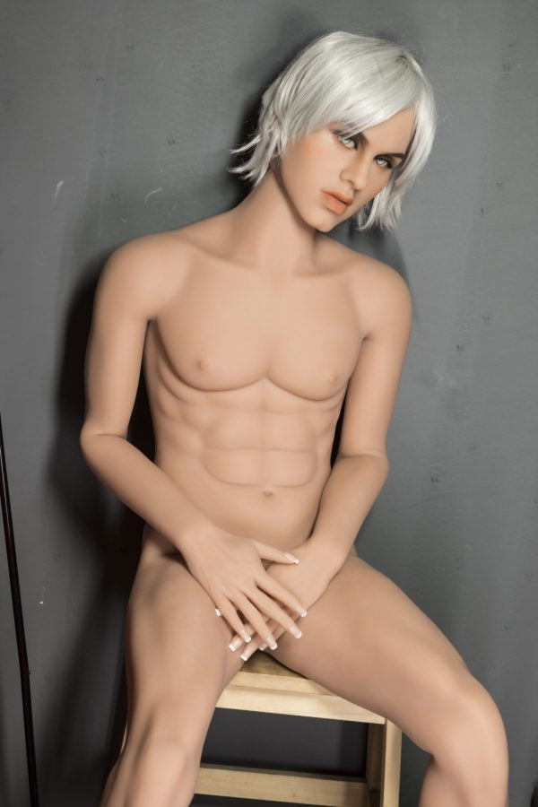 daniel 160cm male blonde male tpe wm gay boy sex doll(11)