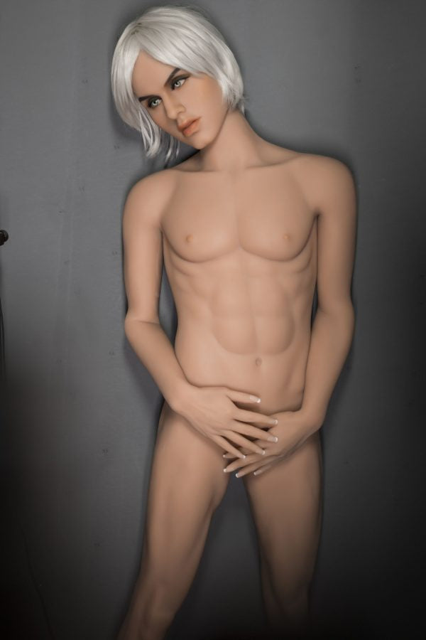 daniel 160cm male blonde male tpe wm gay boy sex doll(9)