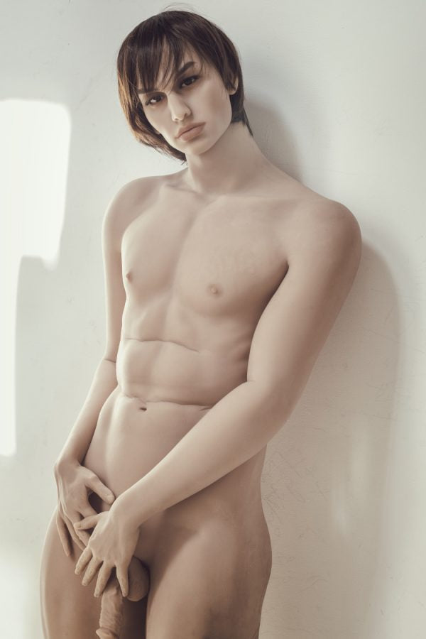 patrick 175cm male brown hair male tpe wm gay boy sex doll(6)