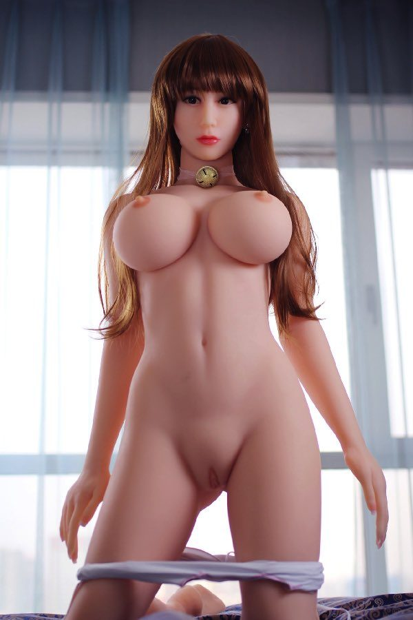 maia 161cm brown hair big boobs athletic tpe wm sex doll(10)