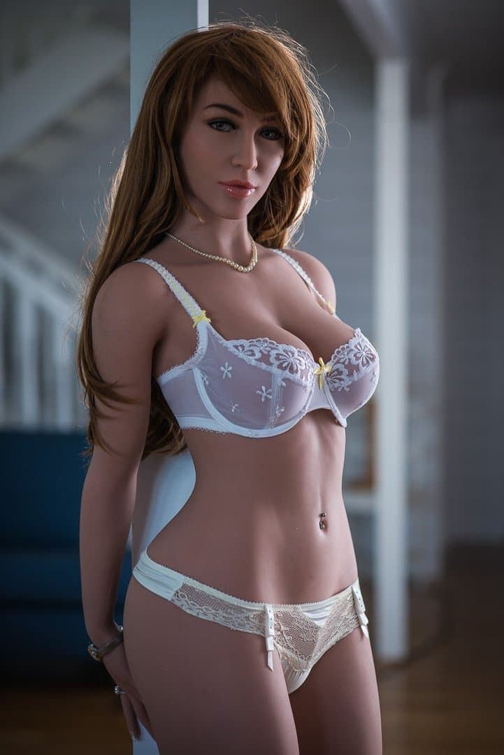 ivana 160cm medium tits athletic red hair tan skin tpe wm sex doll