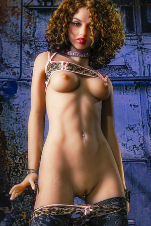 sissy 168cm brown hair medium tits skinny flat chested tpe sex doll(4)