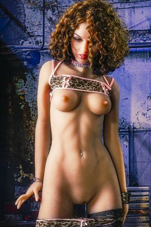 sissy 168cm brown hair medium tits skinny flat chested tpe sex doll(5)