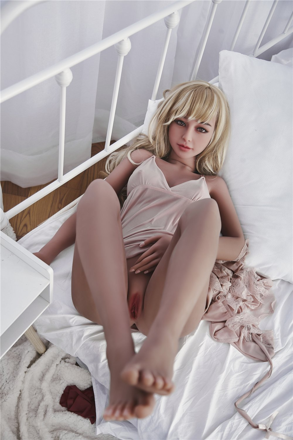 keala 155cm blonde medium tits athletic best flat chested tpe sex doll(3)