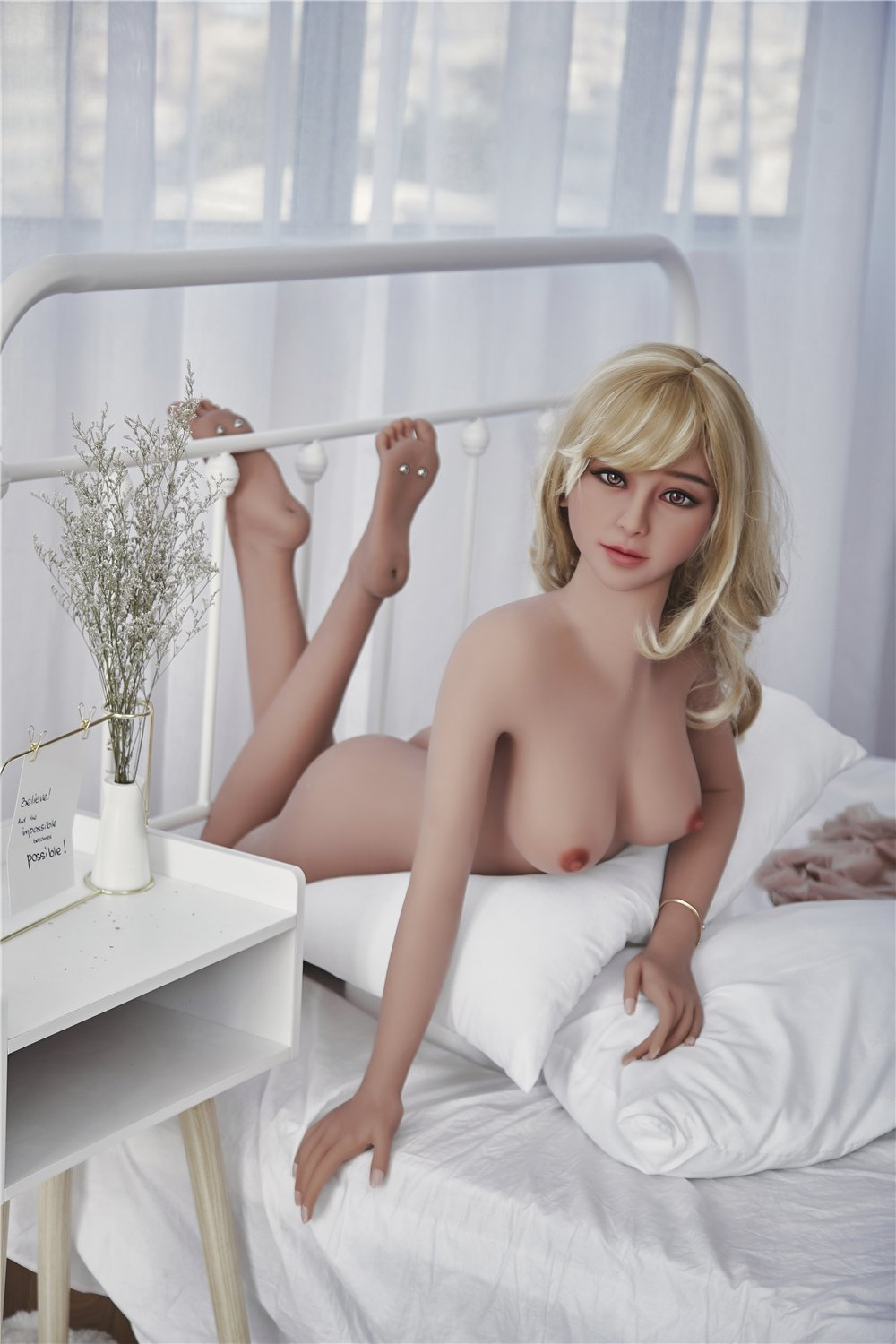 keala 155cm blonde medium tits athletic best flat chested tpe sex doll(6)