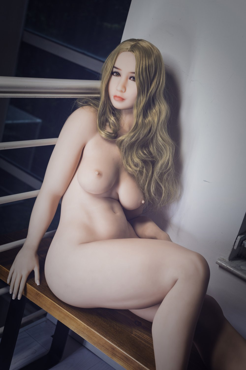 avalon 156cm brown hair curvy flat chested tpe wm bbw sex doll(6)