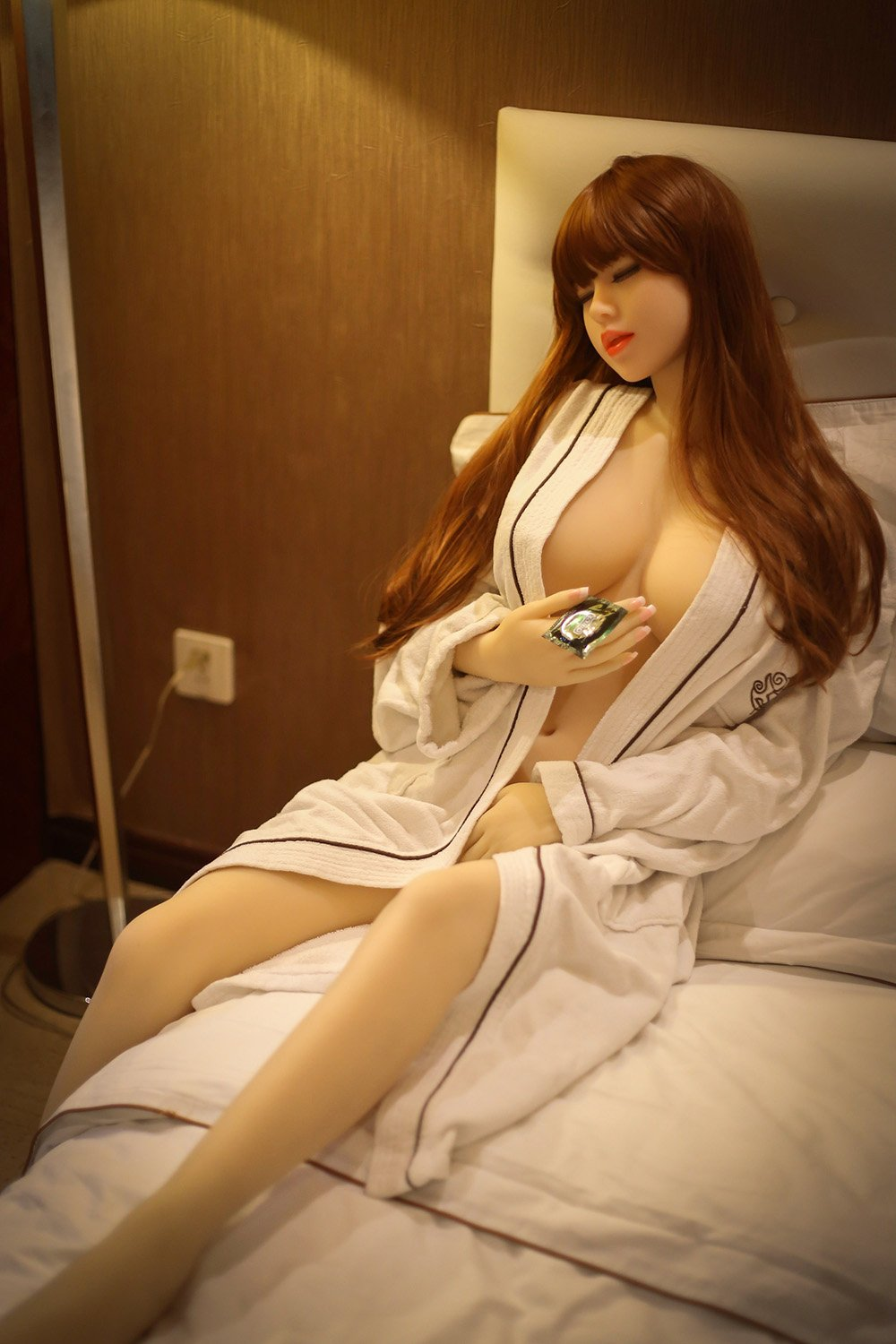 patsy 158cm brown hair medium tits skinny tpe wm asian sex doll(4)