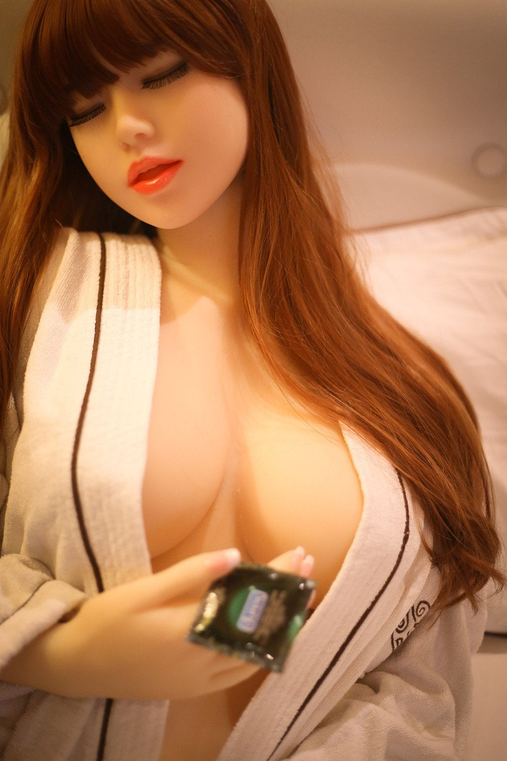patsy 158cm brown hair medium tits skinny tpe wm asian sex doll(8)