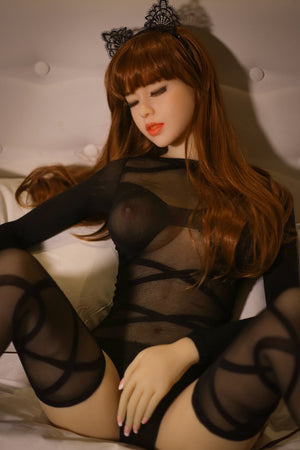patsy 158cm brown hair medium tits skinny tpe wm asian sex doll(9)