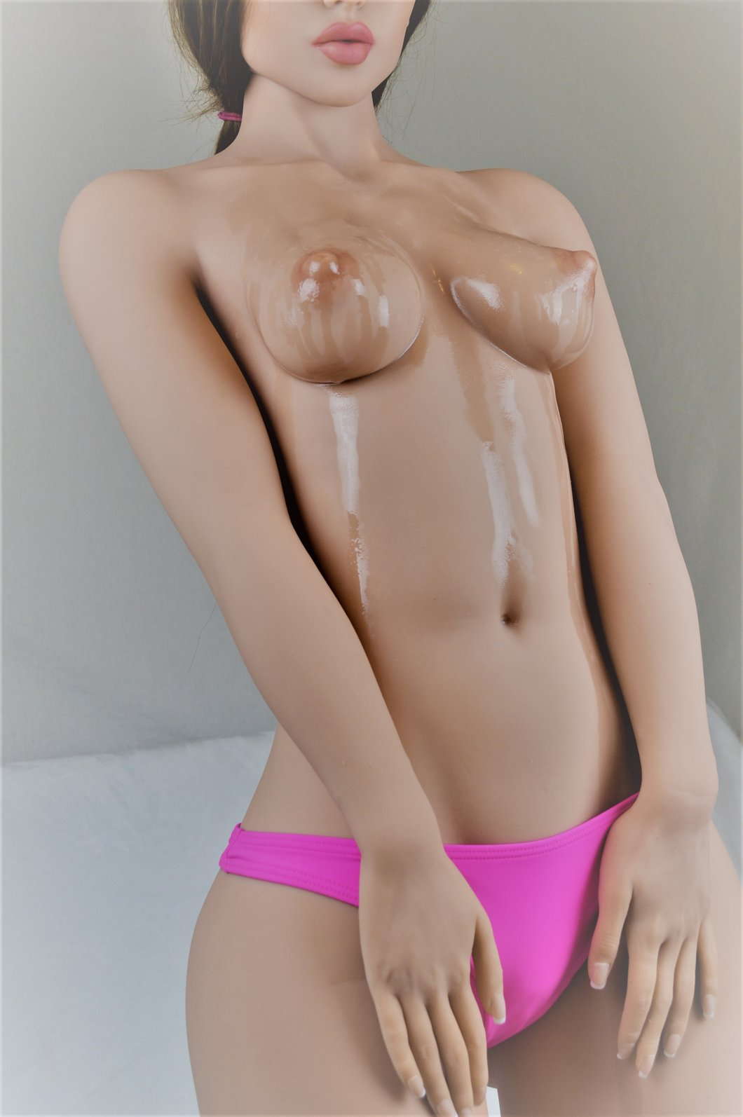 delisa 160cm brown hair athletic flat chested tpe wm sex doll(3)