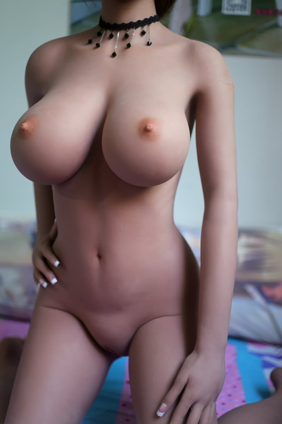 megon 161cm brown hair big boobs athletic tpe wm sex doll(10)