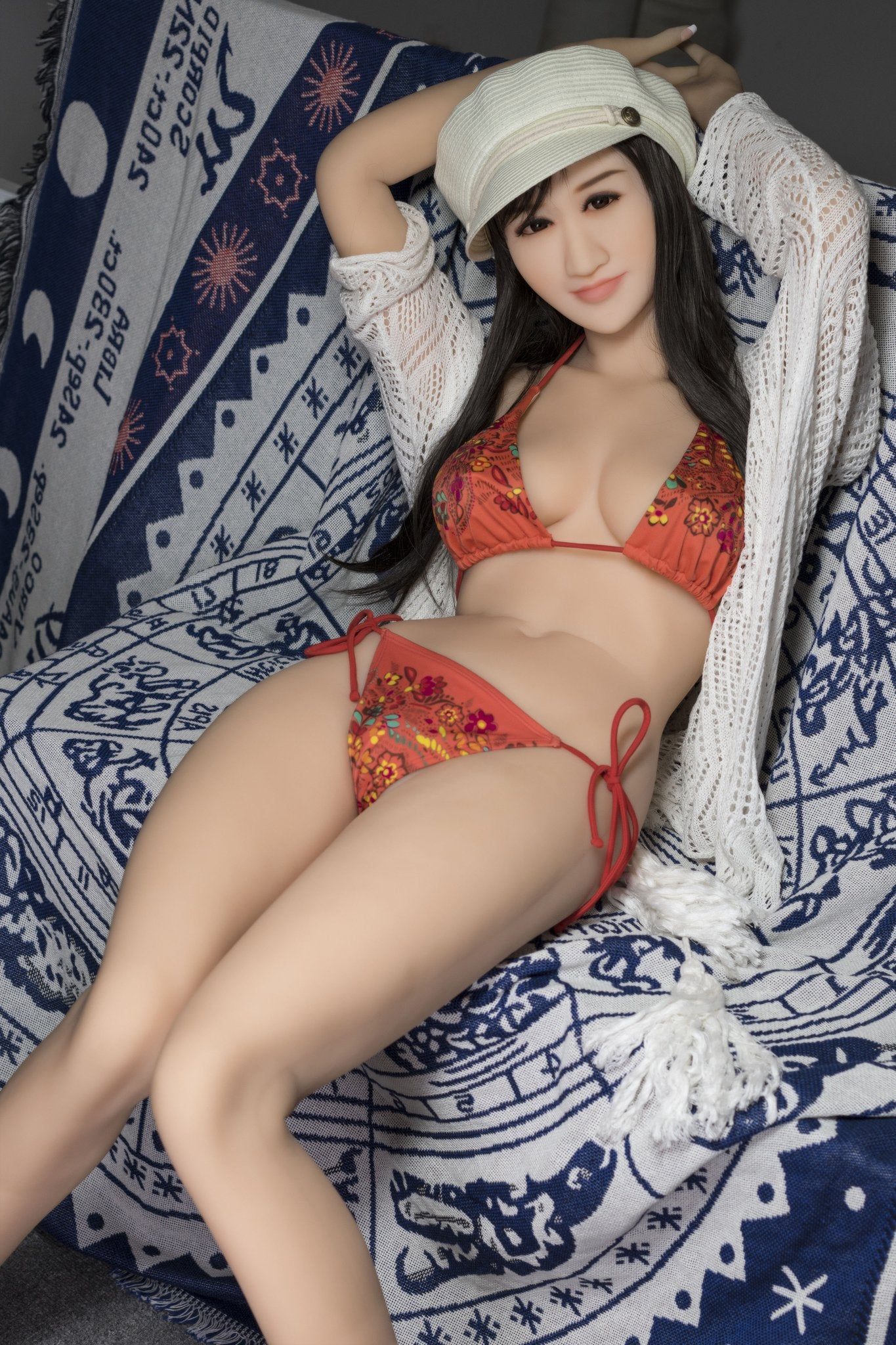 julissa 163cm brown hair japanese medium tits skinny tpe wm asian sex doll(4)