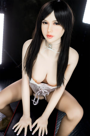 chyna 163cm black hair japanese big boobs athletic tpe wm sex doll(2)