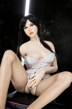 chyna 163cm black hair japanese big boobs athletic tpe wm sex doll(4)