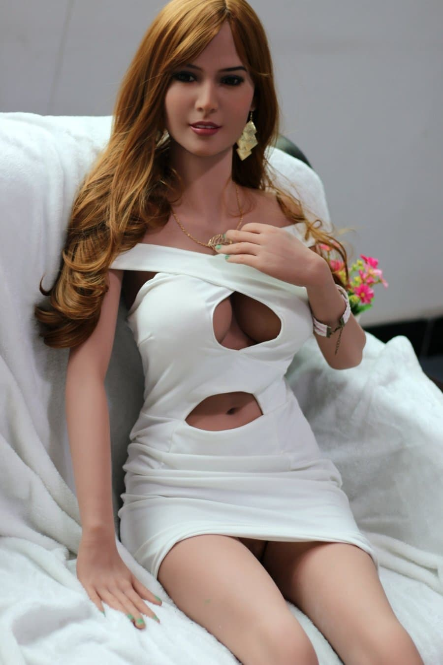 pauley 165cm brown hair medium tits skinny tpe wm sex doll(4)