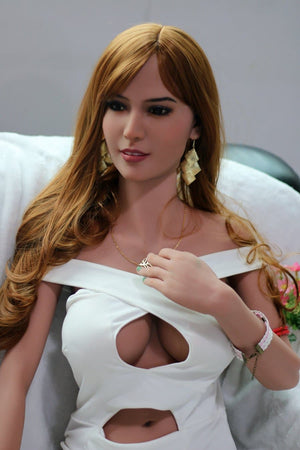 pauley 165cm brown hair medium tits skinny tpe wm sex doll(6)