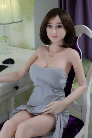 antonia 165cm brown hair medium tits skinny tpe wm sex doll(11)