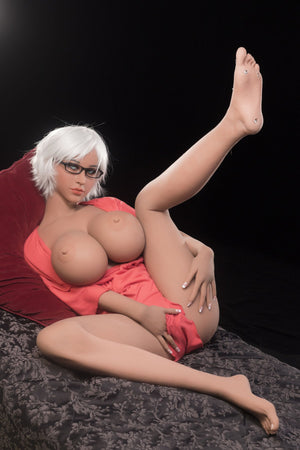 irene 167cm blonde curvy giant massive tits tan skin tpe wm sex doll(5)