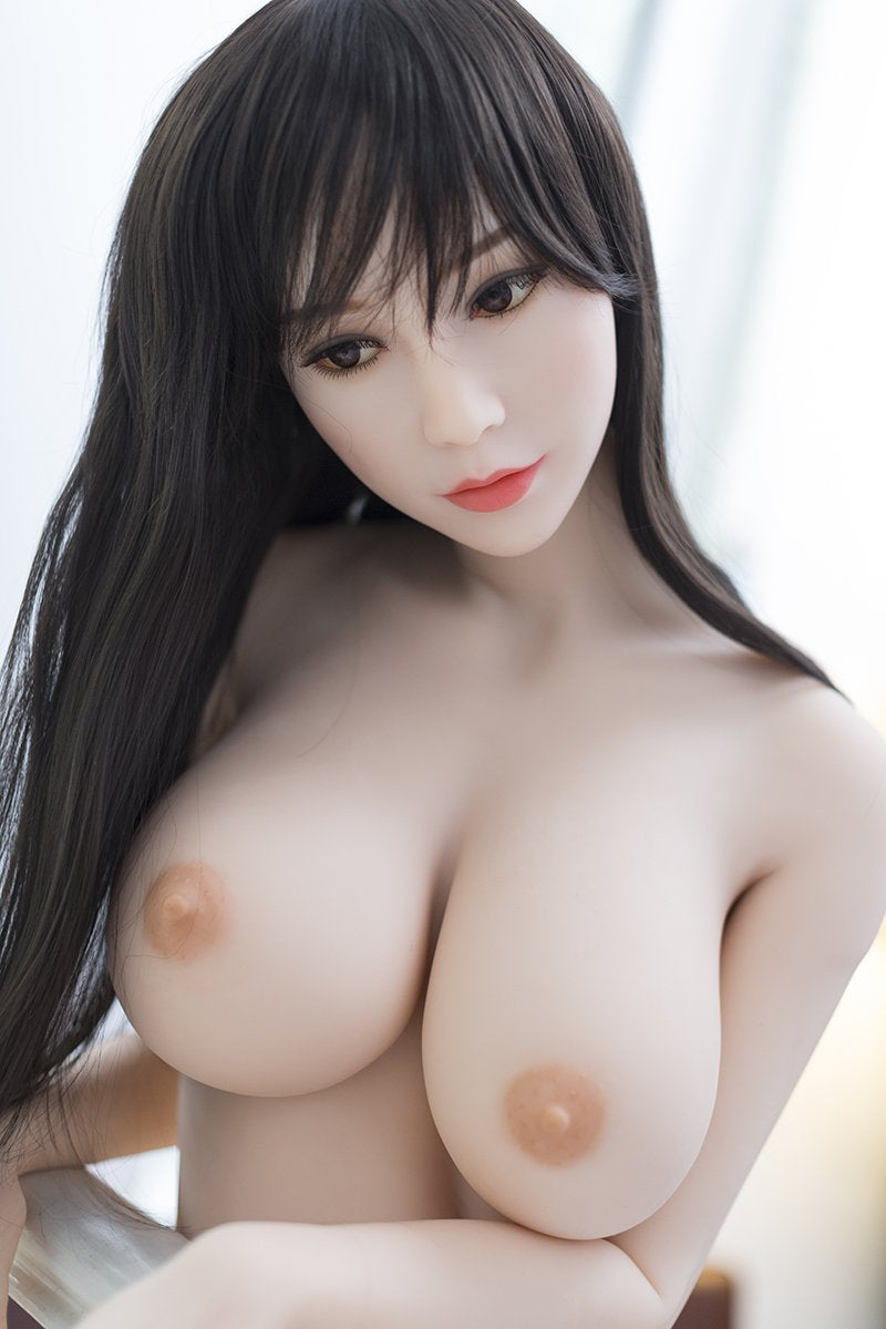 stranger 168cm black hair japanese big boobs athletic tpe wm asian sex doll